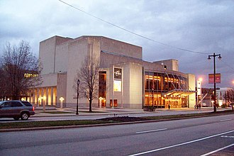 Marcus Center - Marcus Center for the Performing Arts