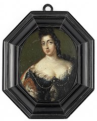 Portrait of Mary, Princess of Orange, Consort of William III