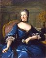 """Marianne LOIR, """"Portrait de Gabrielle Emilie Le Tonnelier de Breteuil, Marquise du Châtelet.JPG"""