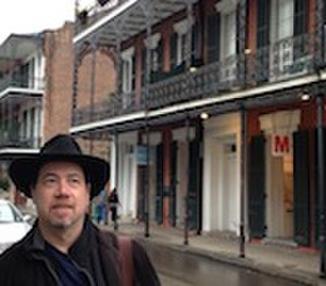 Mark Statman - In New Orleans, February 2013.