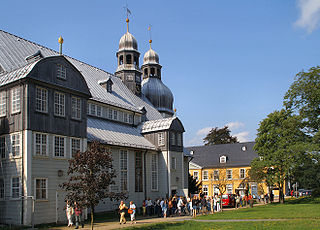 Clausthal-Zellerfeld Place in Lower Saxony, Germany