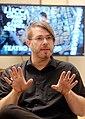Markus Heitz - Lucca Comics & Games 2014 2.JPG