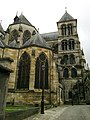 Marne Chalons-En-Champagne Cathedrale Saint-Etienne Chevet Transept Nord Tour Romane 21062016 - panoramio.jpg