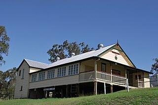 Maroon, Queensland Town in Queensland, Australia