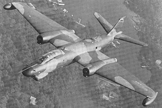 Operation Shed Light - Tropic Moon III B-57G aircraft with FLIR and LLLTV in nose
