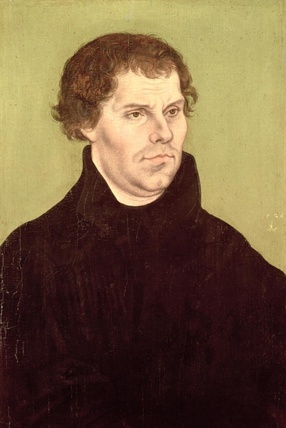 Martin Luther (Lucas Cranach) 1526