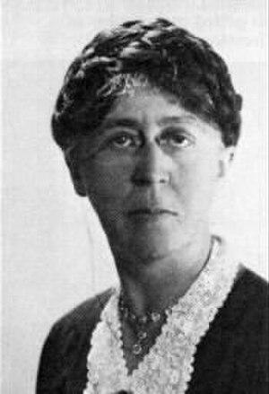 Mary Parker Follett - Image: Mary Parker Follett (1868 1933)