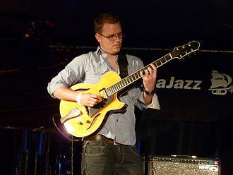 Marzio Scholten - Marzio Scholten, North Sea Jazz Festval, 2009