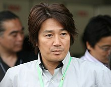 Masahiko Kondo 2008 Super GT.jpg