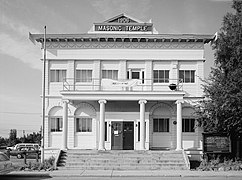 Masonic Temple, 809 First Avenue, Fairbanks (Fairbanks North Star Borough, Alaska).jpg