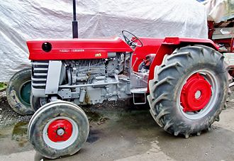 Ferguson-Brown Company - Massey Ferguson Tractor