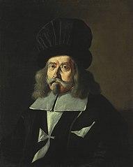 Portrait of a Grand Master of the Knights of Malta, Martin de Redin