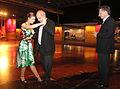 Mauricio Macri bailó con ex ganadoras del Mundial de Tango de Buenos Aires (7839684572).jpg