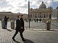 Mauricio Macri presenció la ceremonia de entronización del Papa Francisco (8589773528).jpg