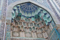Mausolée de Koutloug Aka (Shah-i-Zinda, Samarcande) (6009408865).jpg
