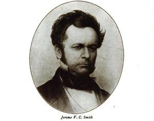 Jerome V. C. Smith - Image: Mayor JVC SMITH