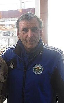 Giampaolo Mazza allenò il San Marino nella stagione 1989-1990.