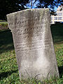 McCully (Elizabeth), St. Clair Cemetery, 2015-10-06, 02.jpg