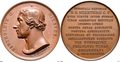 Medaille Barthold Georg Niebuhr 1842.png
