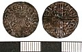 Medieval Penny, Class 5a long cross penny of Henry III (FindID 190819).jpg