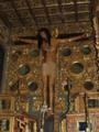 Medina del Campo. San Miguel. Cristo gótico.TIF