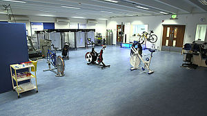 University of Kent – School of Sport & Exercise Sciences - Main Exercise Physiology Lab