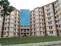 Mega hostel block in NITK.jpg