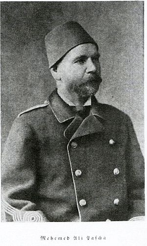 Mehmed Ali Pasha (marshal) - Image: Mehmed Ali Pascha Ludwig Karl Friedrich Detroit