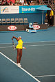 Melbourne Australian Open 2010 Venus Serve 3.jpg