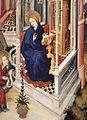 Melchior Broederlam - The Annunciation (detail) - WGA03224.jpg