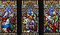 Melton Mowbray, St Mary's church, Vestry window detail (45583784032).jpg