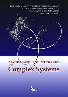 <i>Mathematics and Mechanics of Complex Systems</i> Academic journal