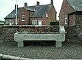 Memorial trough, Rickerby village - geograph.org.uk - 603056.jpg