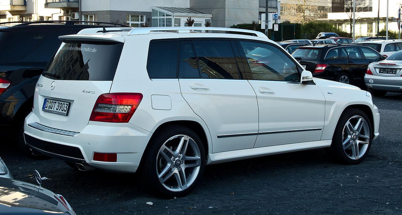 All Types glk amg : File:Mercedes-Benz GLK 220 CDI 4MATIC BlueEFFICIENCY Sport-Paket ...