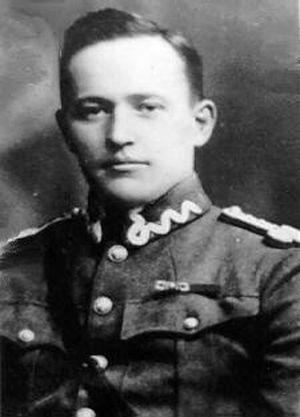 Merian C. Cooper - Merian C. Cooper in Polish Air Force uniform