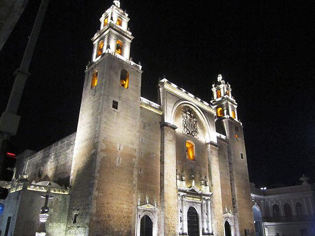 Catedral San Ildefonso