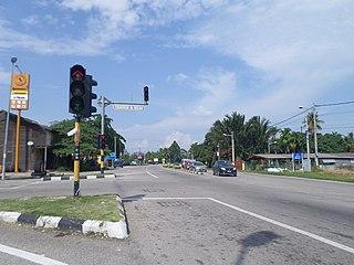 Merlimau Mukim in Melaka, Malaysia