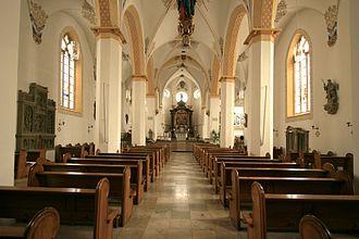 Kneeler - Church pews with kneelers