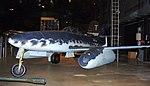 Messerschmitt Me 262, National Museum of the US Air Force, Dayton, Ohio, USA. (46165352011).jpg