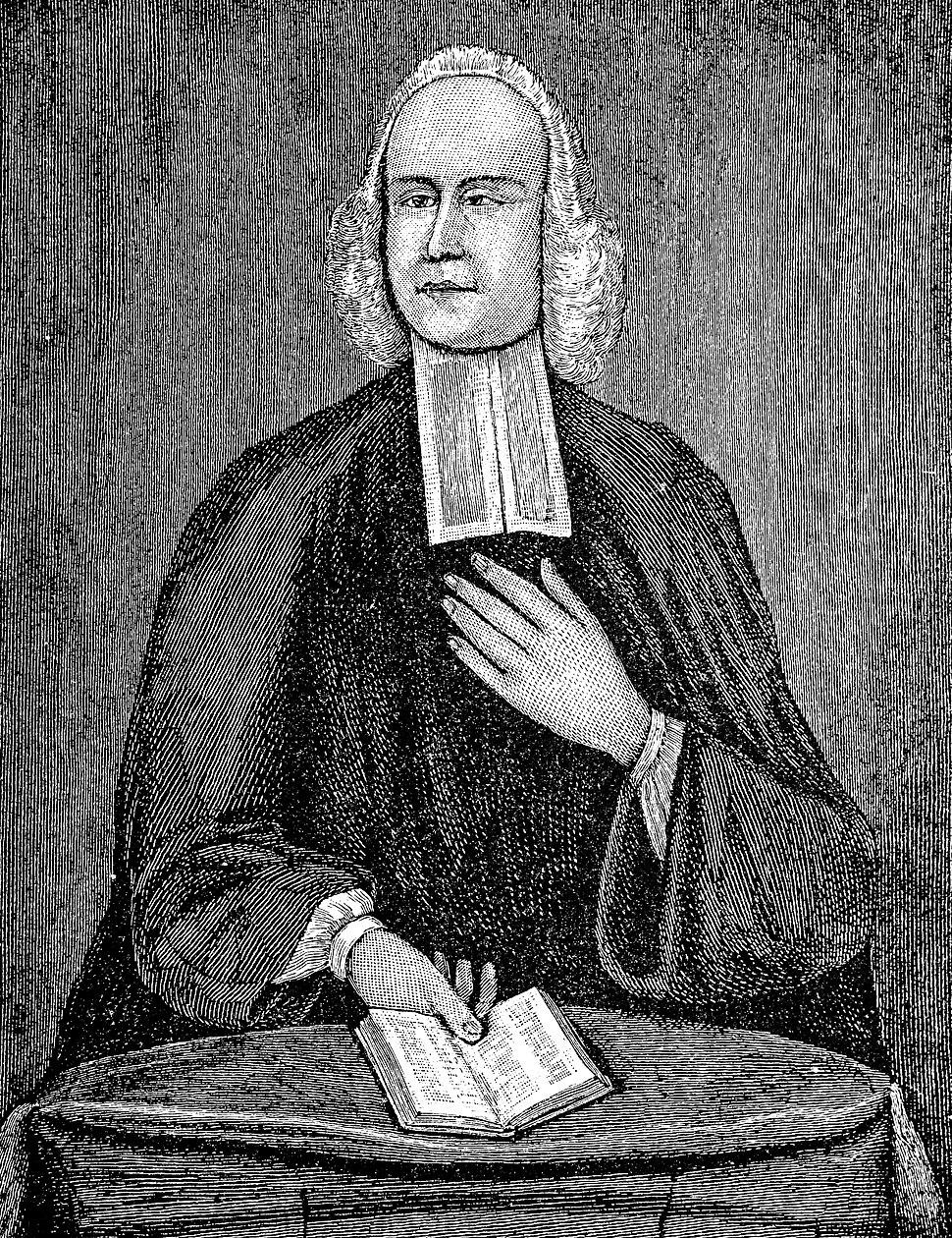 Methodist George Whitefield 1714-1770