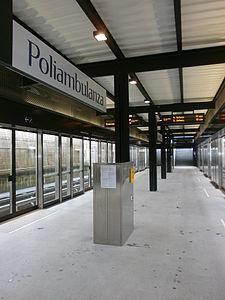 Poliambulanza (metropolitana di Brescia)
