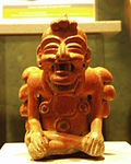 Mexico - Museo de antropologia - Lapidà (ou pas).JPG