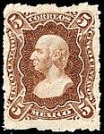 Mexico 1881 5c unused Sc118a.jpg