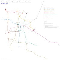 Mexico City Metro System Map (2013-03-01).png