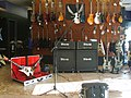 Michael Angelo Batio workshop at Wayne's World Music - The stage setup. (2010-11-13 14.07.07 by minimoniotaku).jpg