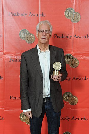 Michael Apted - Michael Apted at the 72nd Annual Peabody Awards
