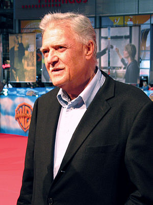 Michael Ballhaus - Ballhaus at the Berlin premiere of The Brave One in September 2007