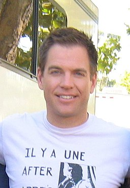 Michael Weatherly (19 September 2008) 6