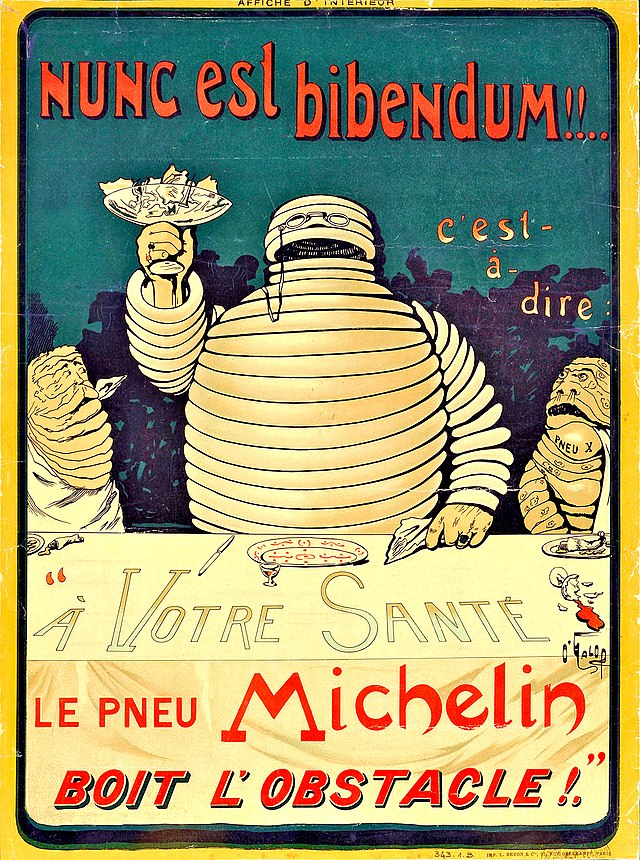 michelin guide red 1958