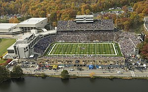 Michie Stadium - Image: Michie Stadium West